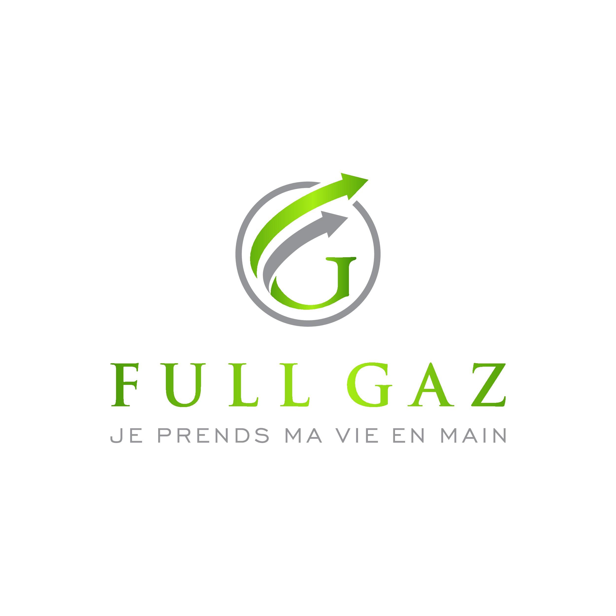 Créer un logo atypique, moderne et écologique avec Full Gaz