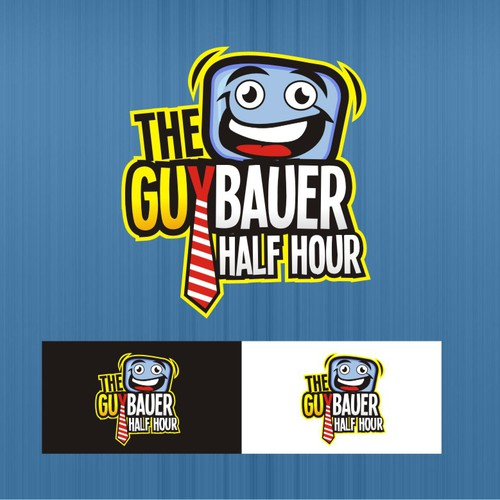 The Guy Bauer Half Hour needs a new logo