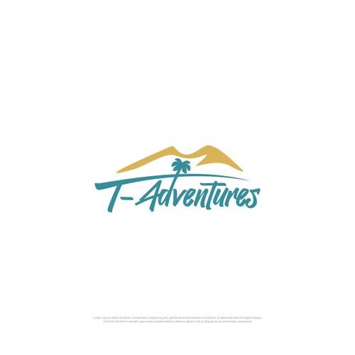 T adventures logo