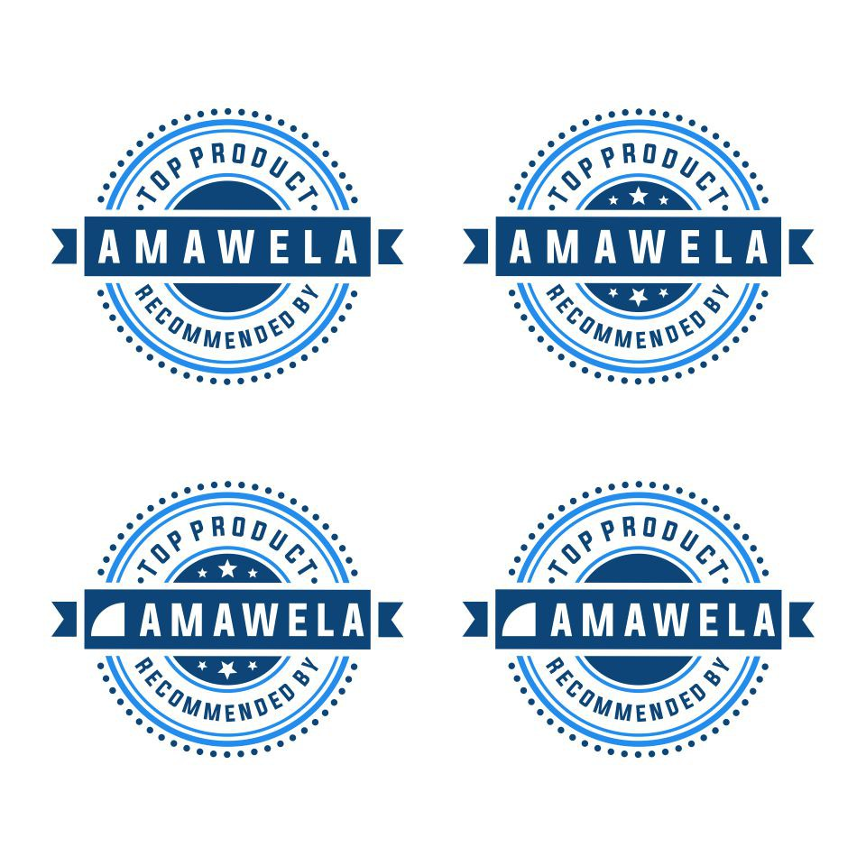 "Seal for ""Top Product Recommended by Amawela"""