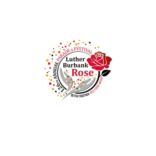 Luther Burbank Rose