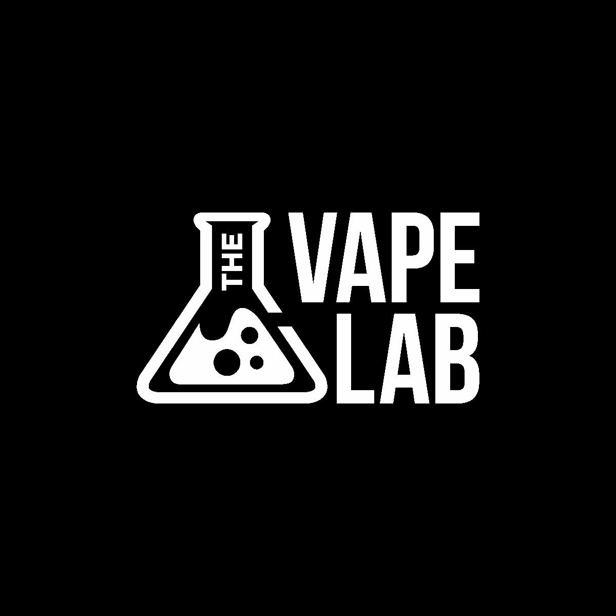 The Vape Lab | Logo design