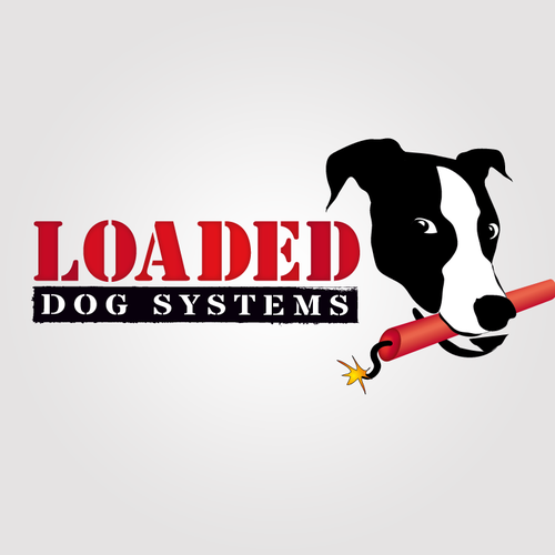Create the next logo for Loaded Dog Systems
