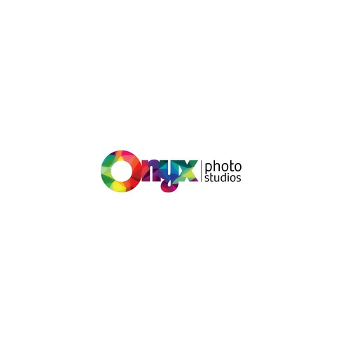Logo for a photo studio