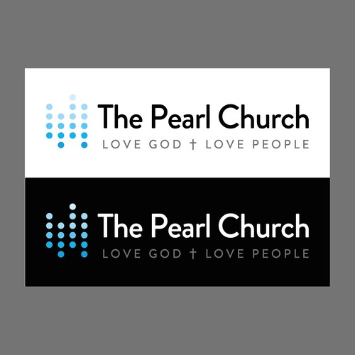 Logo concept for the Pearl Church in Colorado