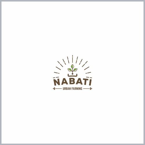 Logo concept for NABATI