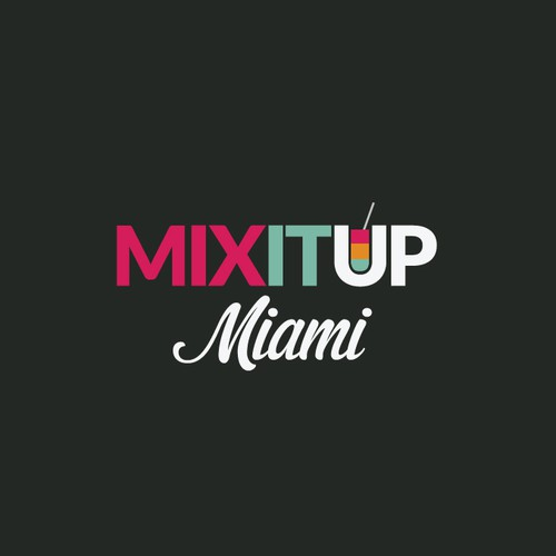 Help Mix it up Miami with a new logo