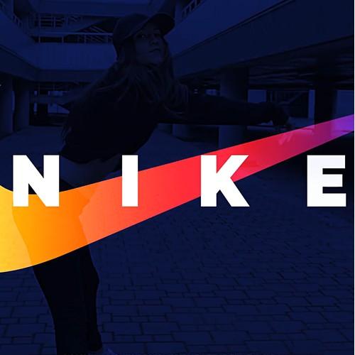 Nike Animated Banner Design