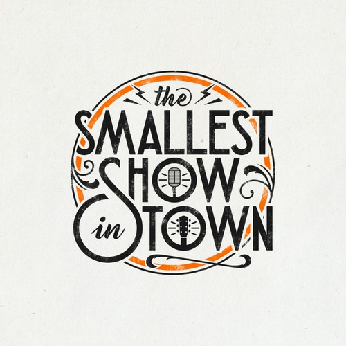 Awesome Logo for a Variety Show