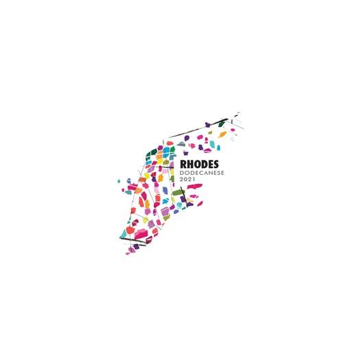 Rhodes Dodecanese 2021 logo
