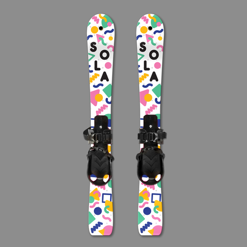 Winter 2017 Ski Graphics