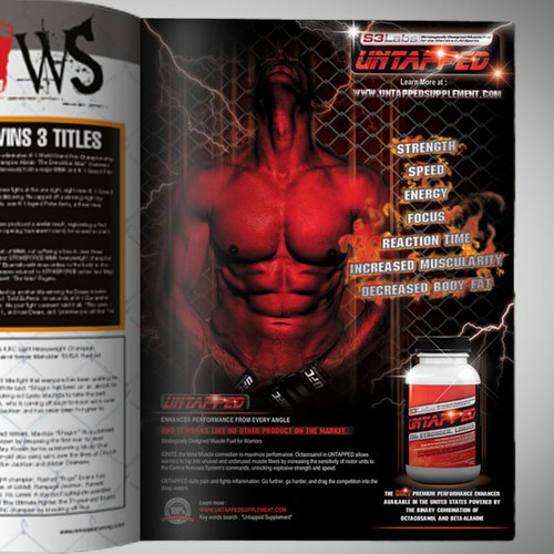 S3Labs Untapped Print Ad