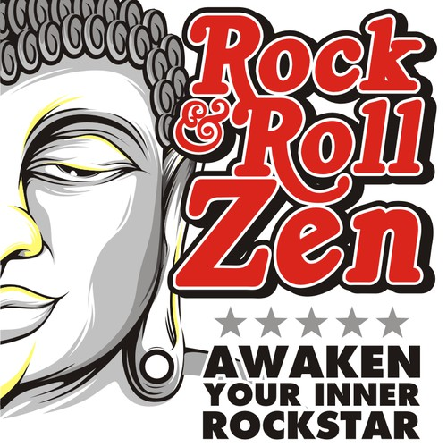 Podcast design for Rock & Roll Zen
