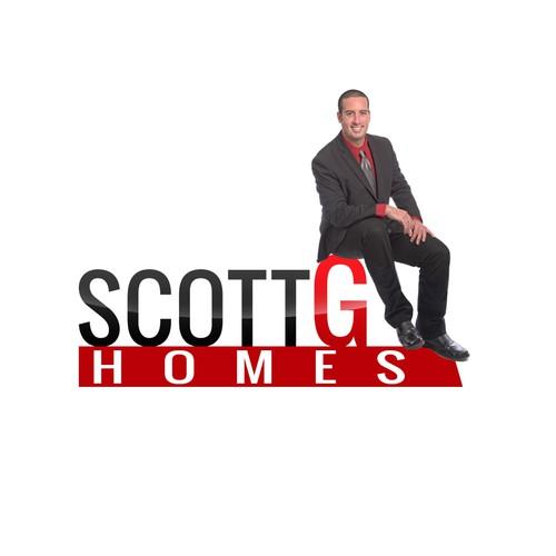 Scott G Homes Logo Design