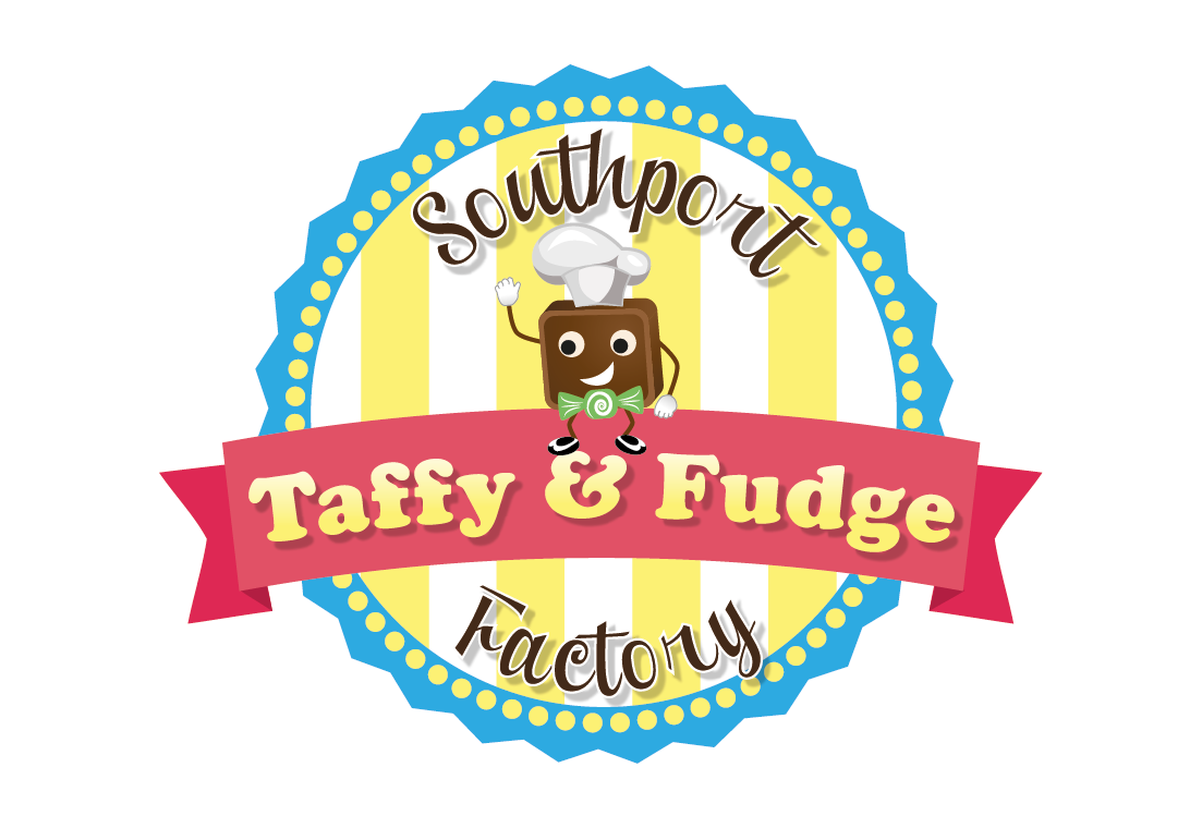New logo wanted for Southport Taffy & Fudge Factory