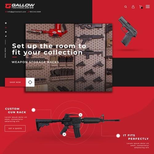 Gun Rack Homepage