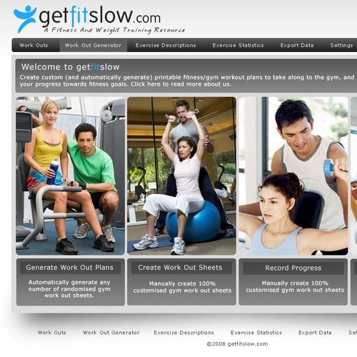Get Fit Slow