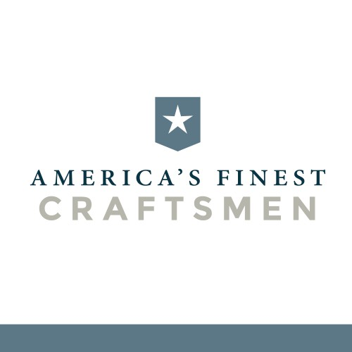 Logo for online retailer specializing in high-end artisan US products