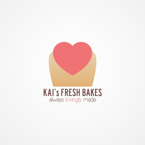 Logo concept for baking company