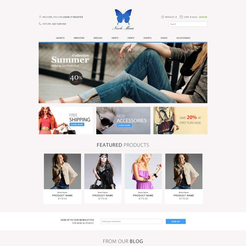 Nicole Marie Company