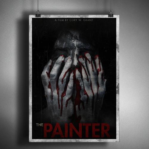 Emotional Poster for Psychological Thriller Movie