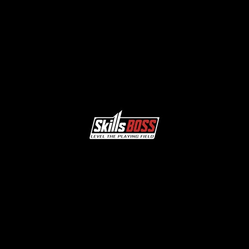 Sklils boss logo design template