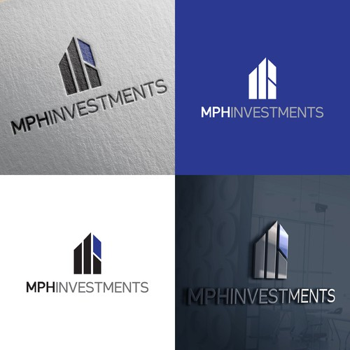 Proffesional Logo Design for MPH Investments