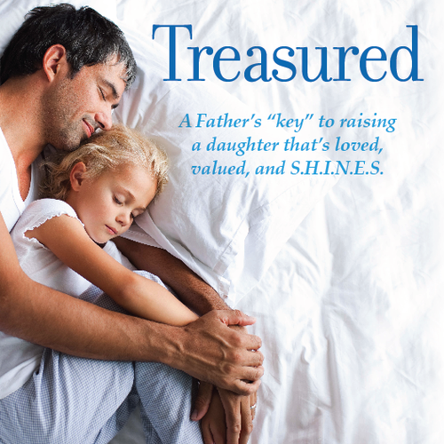 "Create an exciting and attention grabbing book cover for ""Treasured"""