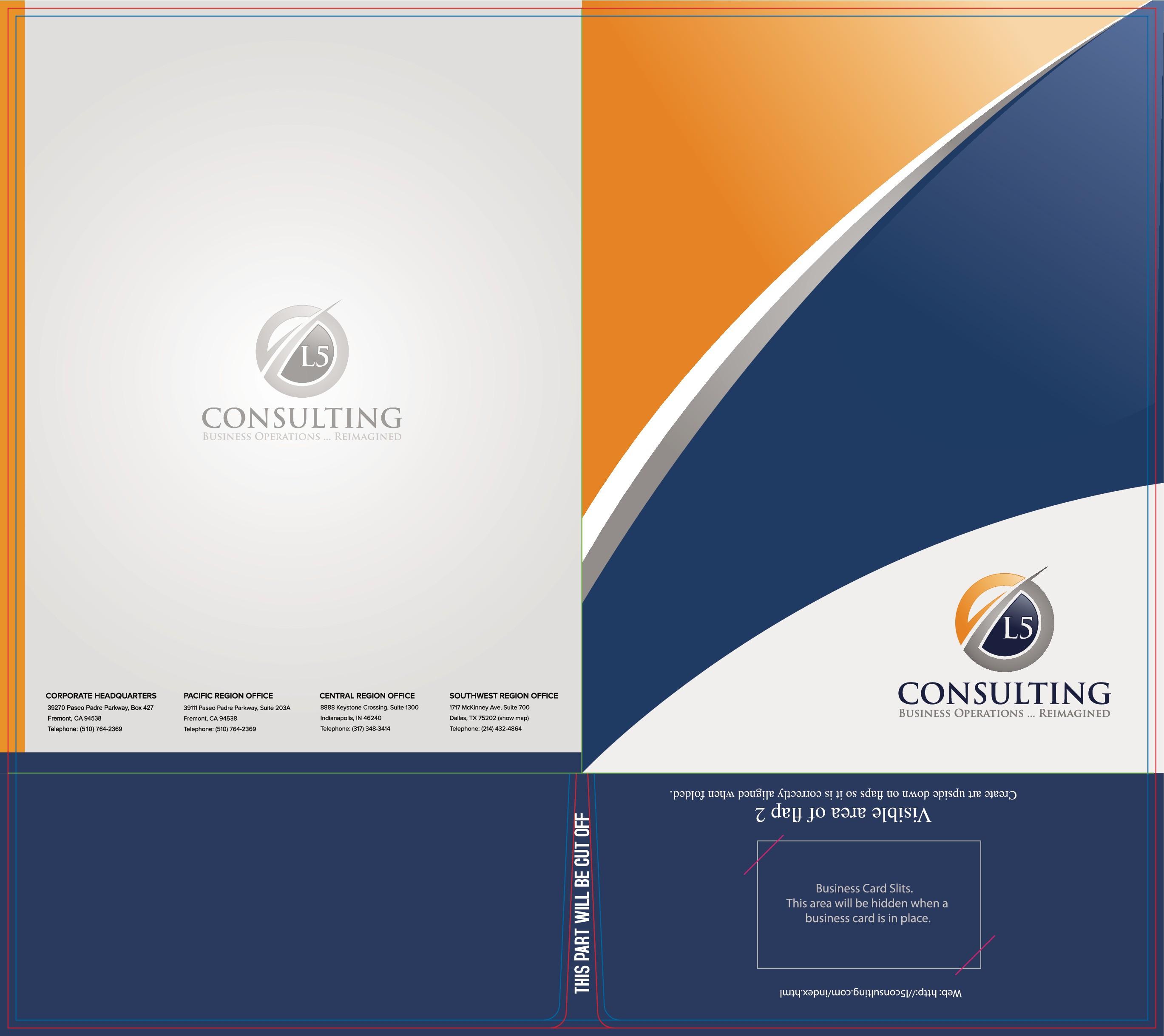 presentation folder for L5consulting