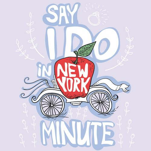 "Say ""I Do"" in a New York Minute"