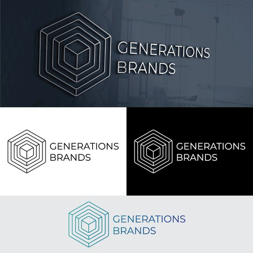 Logo Concept for Generations Brands
