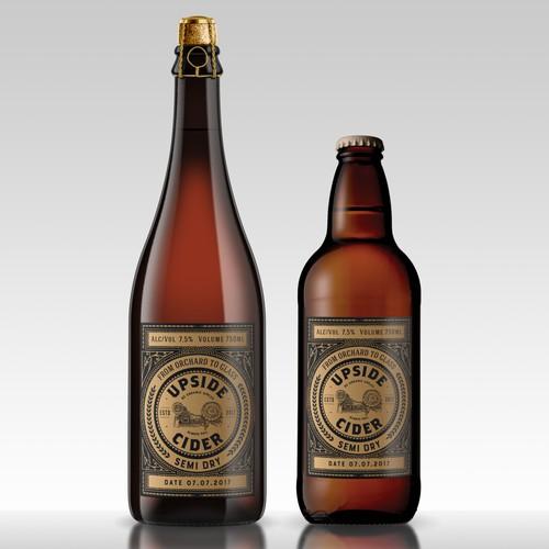 Cider label