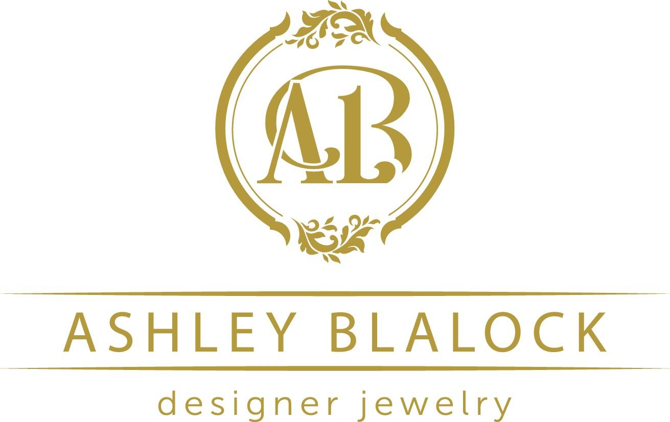 Feminine, elegant, unique logo design for fashion jewelry brand