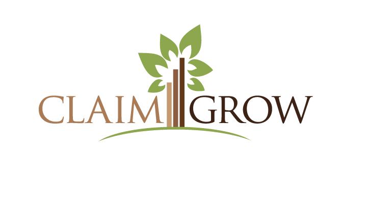 ClaimGrow needs a new logo