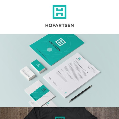 Minimalist Logo for Pharmaceutical Company