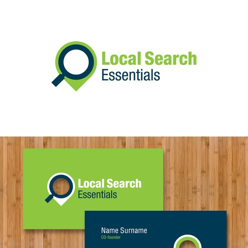 Logo Design - Local Search Essentials