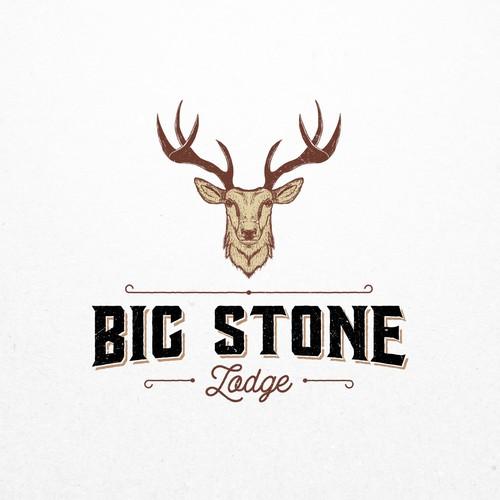 Concept for Big Stone Lodge