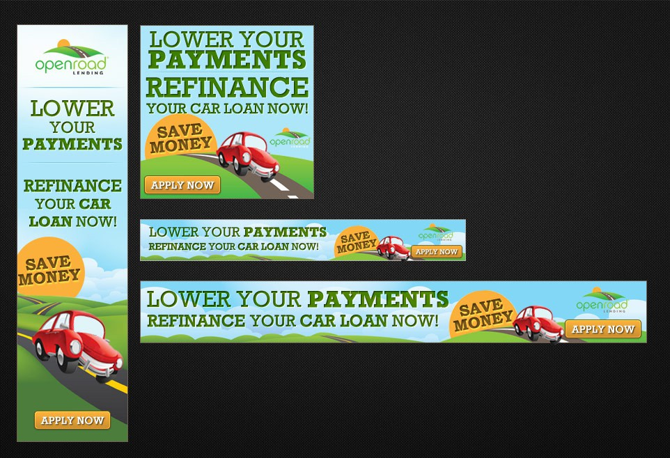 Help OpenRoad Lending with a new banner ad