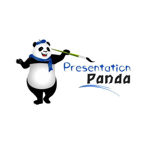 Help Presentation Panda with a new logo