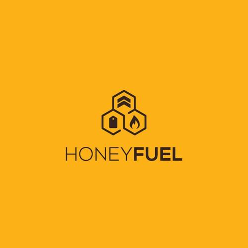 Logo for HoneyFuel