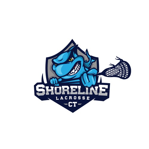 Mascot For a Lacrosse Team