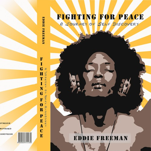 New book cover wanted for 'Fighting For Peace'