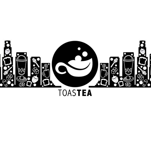 Design a Unique Bottle for Toastea Cafe