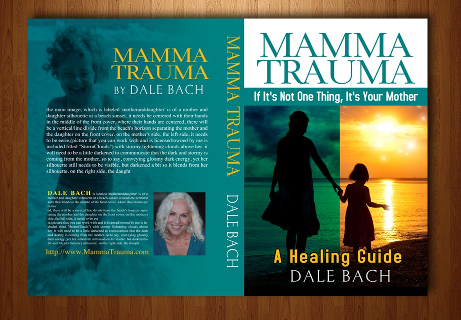 Help Dale Bach with a new book or magazine cover