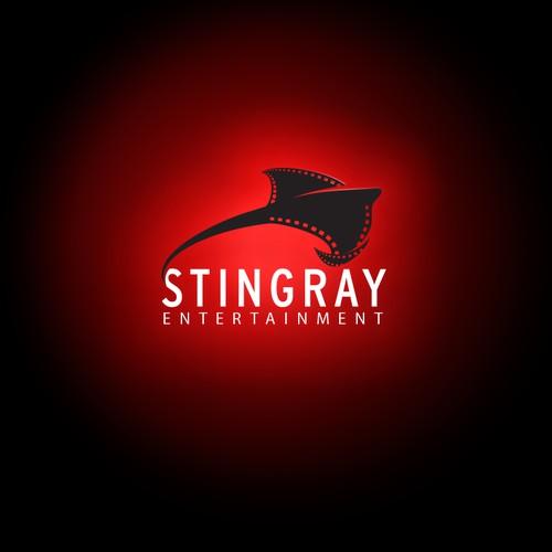 Stingray Entertainment Logo Design Project