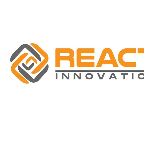 React Innovations Logo Design