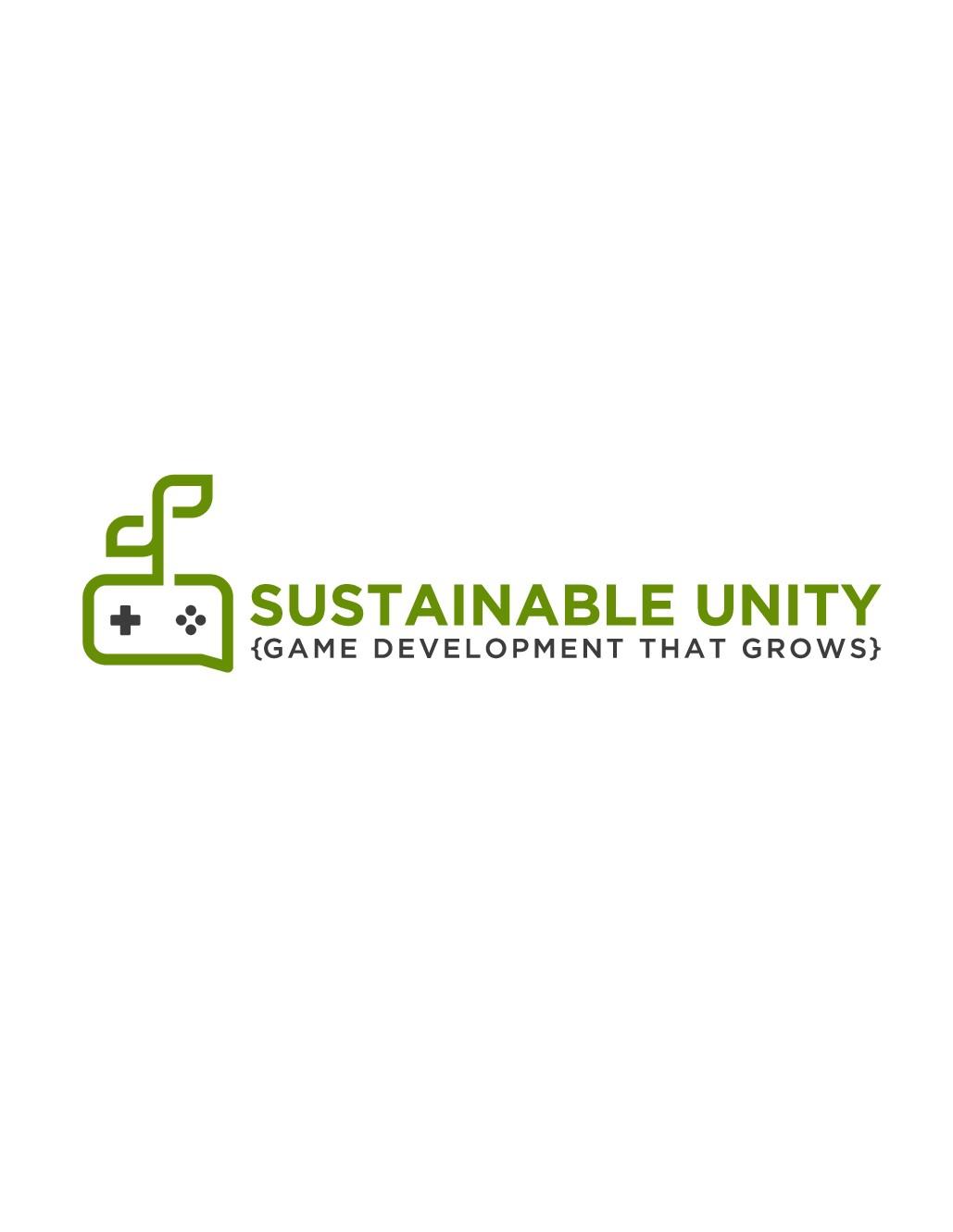 Game development training needs eco-friendly brand identity