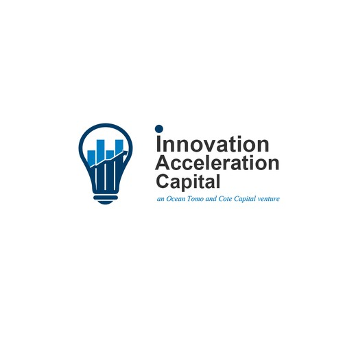 Create a logo for a venture capital firm promoting innovation.