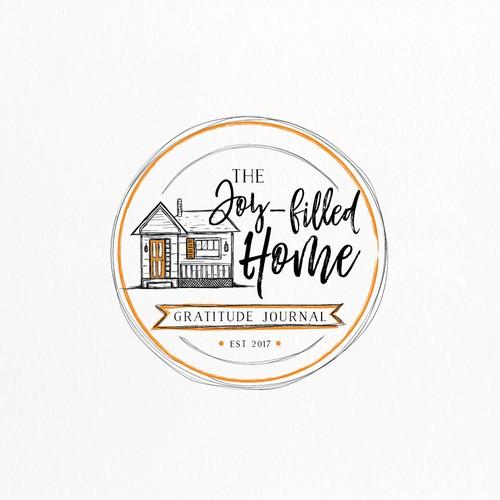 Hand drawn house for an organizer