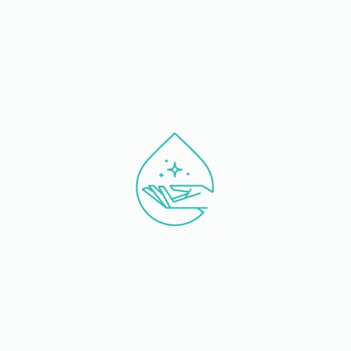 Personal hygiene logo